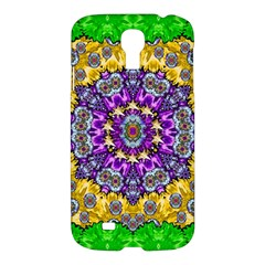 Sunshine In Mind The Season Is Decorative Fine Samsung Galaxy S4 I9500/i9505 Hardshell Case