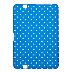 Blue Polka Dots Kindle Fire Hd 8 9