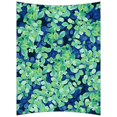 Moonlight On The Leaves Back Support Cushion