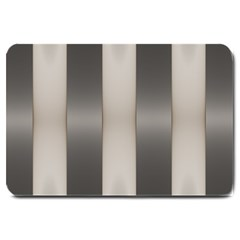 Wall Steel Ivory Creative Texture Large Doormat