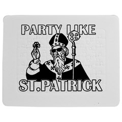 St  Patricks Day  Jigsaw Puzzle Photo Stand (rectangular)