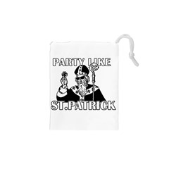 St  Patricks Day  Drawstring Pouches (xs)