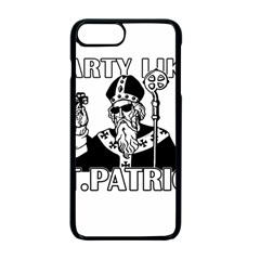 St  Patricks Day  Apple Iphone 7 Plus Seamless Case (black)