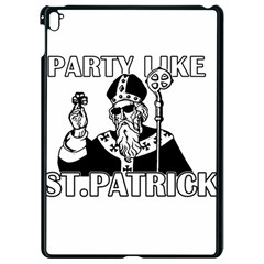 St  Patricks Day  Apple Ipad Pro 9 7   Black Seamless Case