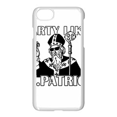 St  Patricks Day  Apple Iphone 8 Seamless Case (white)