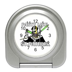 St  Patricks Day  Travel Alarm Clocks