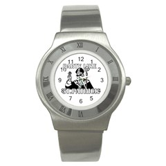 St  Patricks Day  Stainless Steel Watch