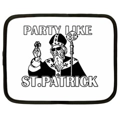 St  Patricks Day  Netbook Case (xl)