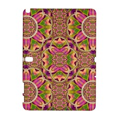 Jungle Flowers In Paradise  Lovely Chic Colors Galaxy Note 1