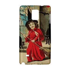 Haloweencard3 Samsung Galaxy Note 4 Hardshell Case