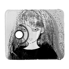 Girl Galaxy S3 (flip/folio)