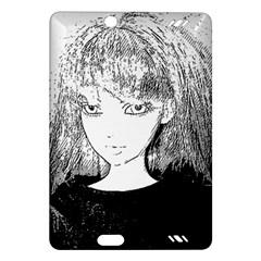 Girl Amazon Kindle Fire Hd (2013) Hardshell Case