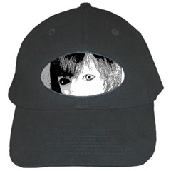 Boy Black Cap