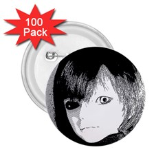 Boy 2 25  Buttons (100 Pack)