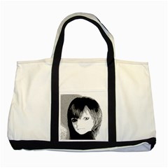 Boy Two Tone Tote Bag