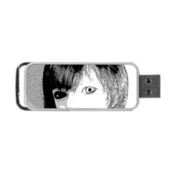 Boy Portable Usb Flash (one Side)