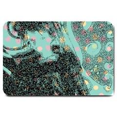Grainy Angelica Large Doormat
