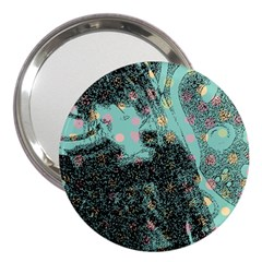 Grainy Angelica 3  Handbag Mirrors