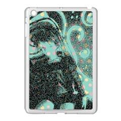 Grainy Angelica Apple Ipad Mini Case (white)