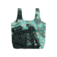 Grainy Angelica Full Print Recycle Bags (s)