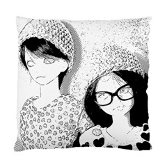 Twins Standard Cushion Case (two Sides)