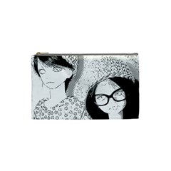 Twins Cosmetic Bag (small)