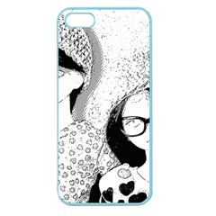 Twins Apple Seamless Iphone 5 Case (color)