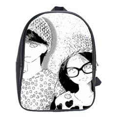 Twins School Bag (xl)