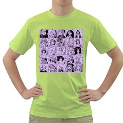 Lilac Yearbook 1 Green T Shirt
