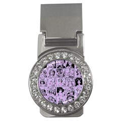 Lilac Yearbook 1 Money Clips (cz)