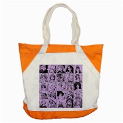 Lilac Yearbook 1 Accent Tote Bag