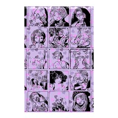 Lilac Yearbook 1 Shower Curtain 48  X 72  (small)