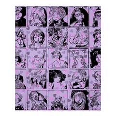 Lilac Yearbook 1 Shower Curtain 60  X 72  (medium)