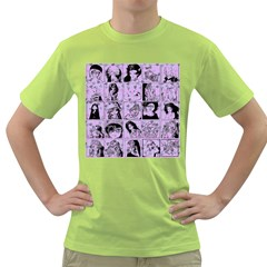 Lilac Yearbook 2 Green T Shirt