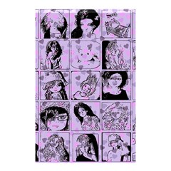Lilac Yearbook 2 Shower Curtain 48  X 72  (small)