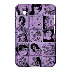 Lilac Yearbook 2 Samsung Galaxy Tab 2 (7 ) P3100 Hardshell Case