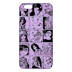 Lilac Yearbook 2 Iphone 6 Plus/6s Plus Tpu Case