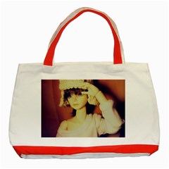 Captain Classic Tote Bag (red)