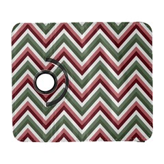 Chevron Blue Pink Galaxy S3 (flip/folio)