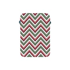 Chevron Blue Pink Apple Ipad Mini Protective Soft Cases