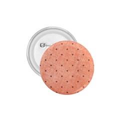 Dot Peach 1 75  Buttons