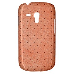 Dot Peach Galaxy S3 Mini
