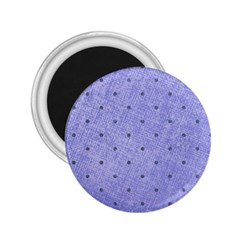 Dot Blue 2 25  Magnets
