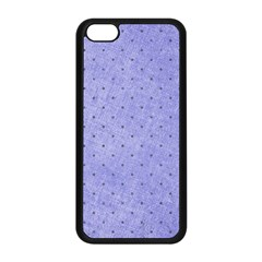 Dot Blue Apple Iphone 5c Seamless Case (black)