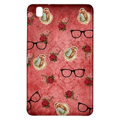 Vintage Glasses Rose Samsung Galaxy Tab Pro 8 4 Hardshell Case
