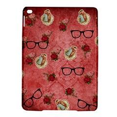 Vintage Glasses Rose Ipad Air 2 Hardshell Cases