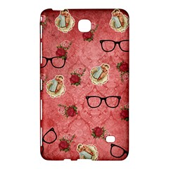 Vintage Glasses Rose Samsung Galaxy Tab 4 (7 ) Hardshell Case