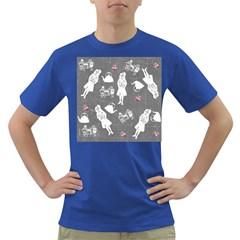 Chalkboard Kids Dark T Shirt
