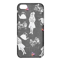Chalkboard Kids Apple Iphone 5c Hardshell Case