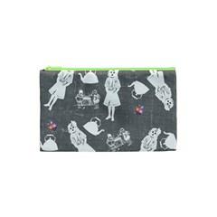 Chalkboard Kids Cosmetic Bag (xs)